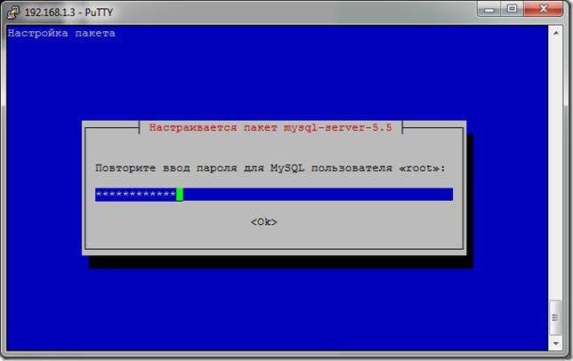 веб сервер Raspberry Pi PHP nginx MySQL  raspberry pi