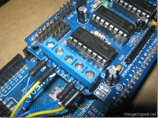 сервопривод серво робот Ведроид мобиль Motor Shield MG995 Arduino Mega 2560 Arduino  arduino