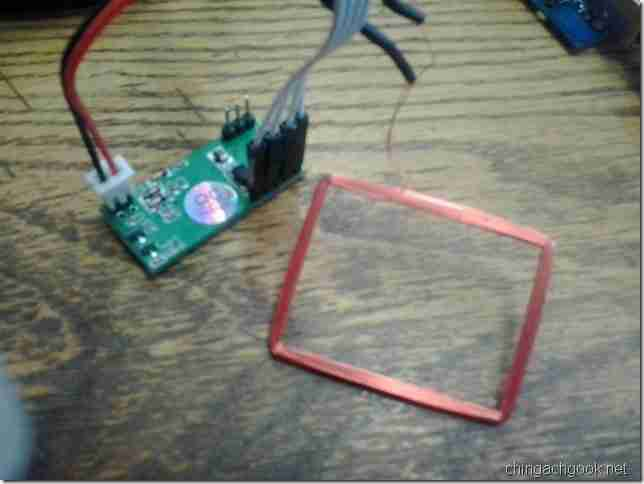 RFID RDM630 Arduino Mega 2560 Arduino  arduino