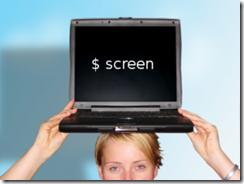 экран утилита терминал разрыв соединения отключение SSH srceen Linux  linux
