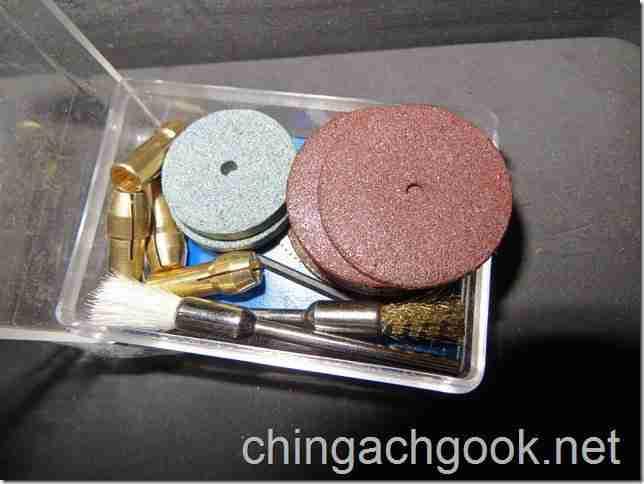 шлифование чемодан сверло полировка набор дрель гравировка  novosti
