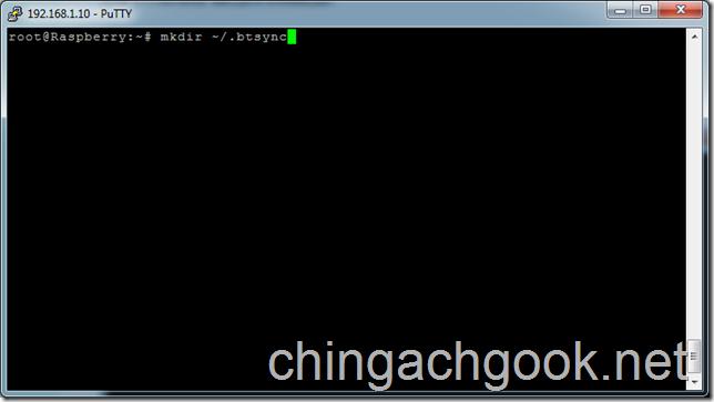 облачное хранилище Windows Raspberry Pi BitTorrent Sync Android  raspberry pi