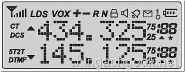 радиостанция обзор UV 5R Baofeng  elektronika