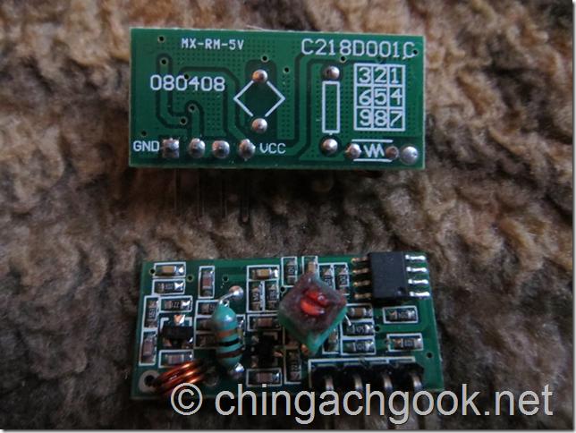 приемник передатчик VirtualWire MX RM 5V MX F01 Arduino  arduino