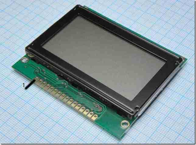 экран дисплей WH1604B YYH CT Arduino  arduino