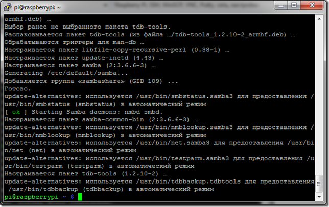 сеть настройка WinSCP SSH Raspberry Pi Putty  raspberry pi