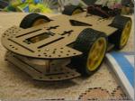 Ведроид-мобиль — робот на Arduino — Часть 1. Сборка мотоплатформы