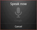 Распознавание голоса на сайте