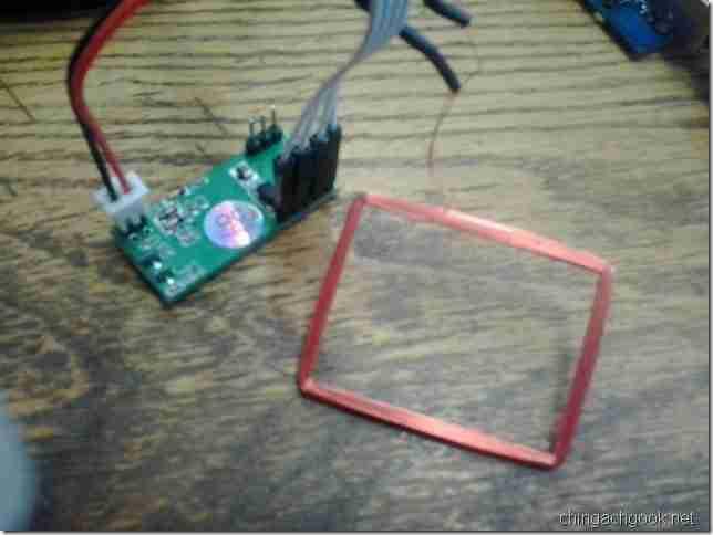 Подключение RFID модуля RDM630 к Arduino Mega 2560