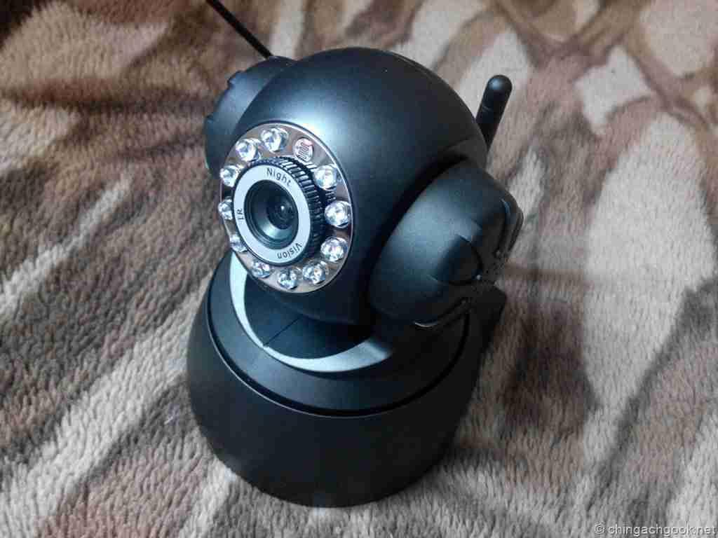 Обзор китайской WI FI камеры