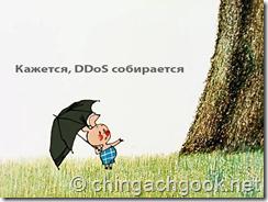 сервер команды защита атака Linux DOS DDOS  linux