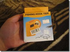 Обзор китайского устройства для вязки рыболовных крючков