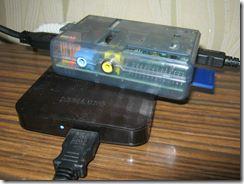Raspberry Pi – подключение USB HDD