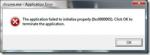 Ошибка 0xc0000005 Не запускаются программы в Windows 7