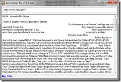 Текстовый браузер на Delphi
