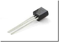 Подключение датчика температуры LM335A к Arduino