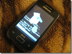 Samsung S6102 Galaxy Y Duos – увеличение памяти