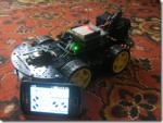 Ведроид-мобиль — робот на Arduino — Часть 3. Подключаем Bluetooth