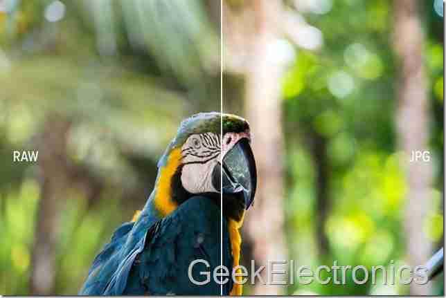 Просмотр RAW фотографий в Windows